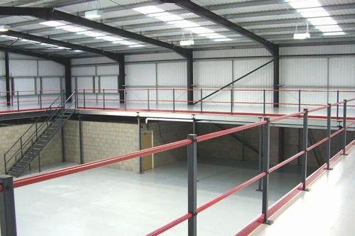 Mezzanine Flooring System