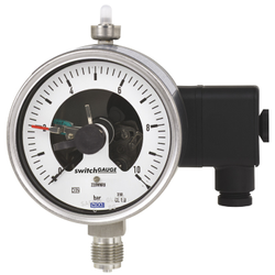 Wika Pressure Gauge Sensor