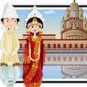 Unisex Bengali Matrimony Service