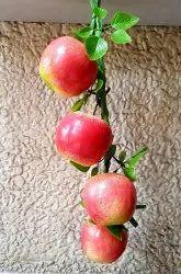 Artificial Apple Fruit String Or Fake Fruit