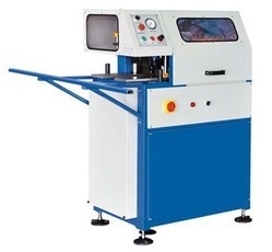 Manual Corner Cleaning Machine