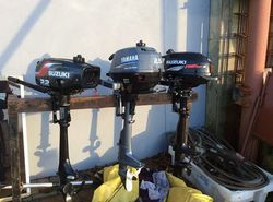 Outboard Engines at Best Price in India