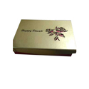 Printed Custom Sweet Gift Box
