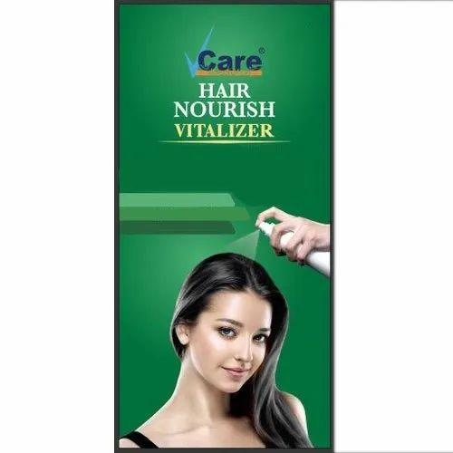 Unisex Vcare Hair Nourish Vitalizer Packaging Size 100ml Rs 410 Piece Id 22300372373