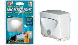 Mighty Light Motion & Light Sensor Activated Induction Light