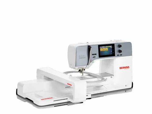 Bernina B570qe Computerised Sewing And Embroidery Machine