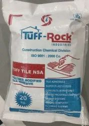 Ceramic Non Shrink Tile Adhesive / TUFF TILE NSA