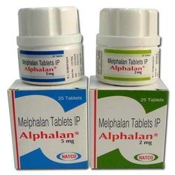 Melphalan Tablets, For Hospital , 25 Tablets