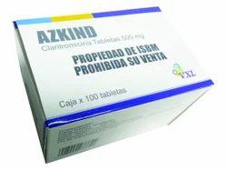Clarithromycin Tablet