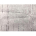 Rayon Crepe Silver Lurex Fabric