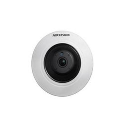 4 MP Compact Fisheye Network Camera