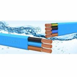 Jainson 4.00 Sq mm PVC 3 Core Flat Cable