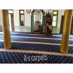 Acrelic, Viscose Mosque Prayer Carpet