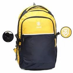 Rome-Expandable-Musterd-B School Bag