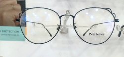Round Shape Goggles