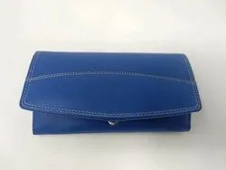 Blue Ladies Wallet