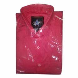Men's Plain Cotton Shirt, Size: S to XXL
