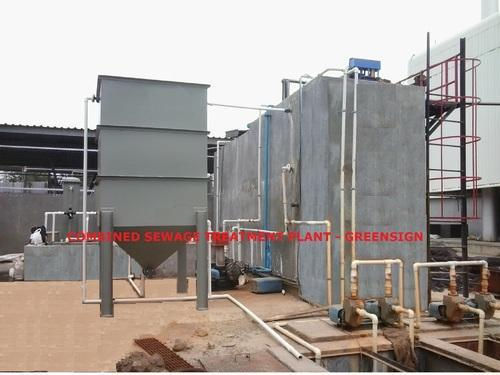 SEWAGE TREATMENT PLANTS - Containerized Sewage Treatment