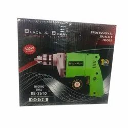 Black and Berry Electric Drill