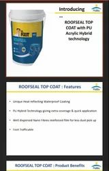 Dr Fixit Roofseal Water Proofing Repair Solutions