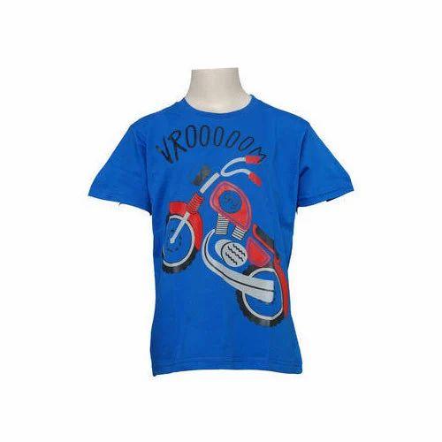 a36f99a7 Half Sleeve Little Star Round Neck T Shirt, Size: Medium, Rs 100 ...