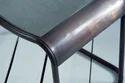 Printers Metal Cafe Chair