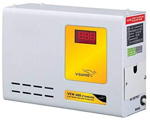 V-Guard VEW 400 STANDARD Air Conditioner Voltage Stabilizer