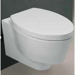 SGS-WHT-0102 350 X 353 X 575mm Wall Hung Toilets