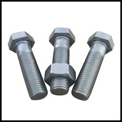 Hot Dip Galvanised Bolt & Nut