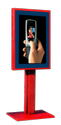 Electronic Scroller Display