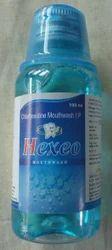 Chlorhexidine Mouthwash Solutions