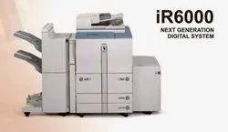Canon Ir 6000 Photocopy Machine