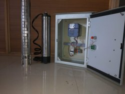 5 HP AC Solar Submersible Pump