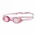 Speedo Vengeance Junior Goggles Free Size-811323C112(White/Ecstatic Pink)