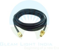 RF Cable Assembly RP SMA Male to RP SMA Female in RG58