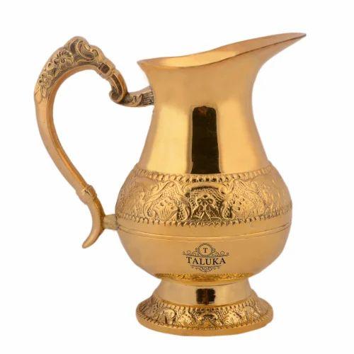 Brass Prince Jug