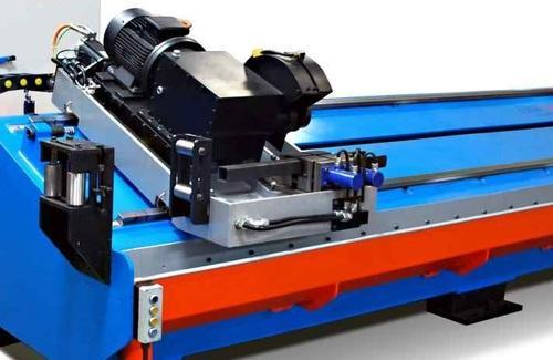 NC Flying Cold Cut-Offs For Burr Free Cutting - Promach
