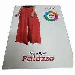 Rayon Dyed Palazzo