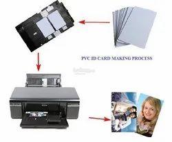 PVC Inkjet Card / Inkjet Chip Card