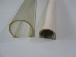 Plastic PVC Sections