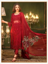 Charizma Designer Mariyaam Vol 2 Suit
