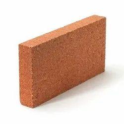 Reddish Brown Fire Clay Bricks, For Side Walls