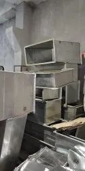 Fabricated Ducting