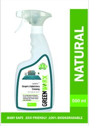 Greenworx Upholstery Cleaners Spray With Foam