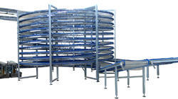 Bread Cooling Spiral Conveyor