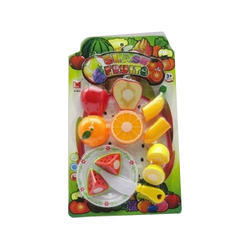 Multicolor Baby Fruit Toys