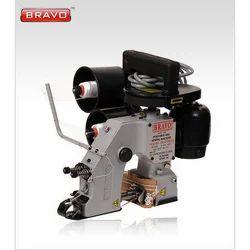 Automatic Bravo Portable Bag Closer Double Needle Machine Without Pump