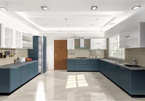Acrylic Finish Modular Kitchen At Rs 30000 No
