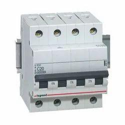 230/400 V Legrand C20 MCB