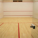 Four Side Glass Squash Flooring
